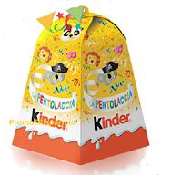 """Kinder """"Concorso Pentolacce d'Italia"""" :  vinci gratis forniture di prodotti ! Anticipazione"""