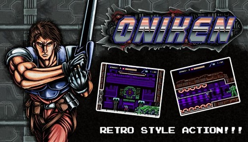 Oniken Unstoppable Edition Gameplay