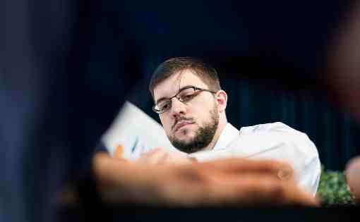 Maxime Vachier-Lagrave (2779) - Photo © Lennart Ootes