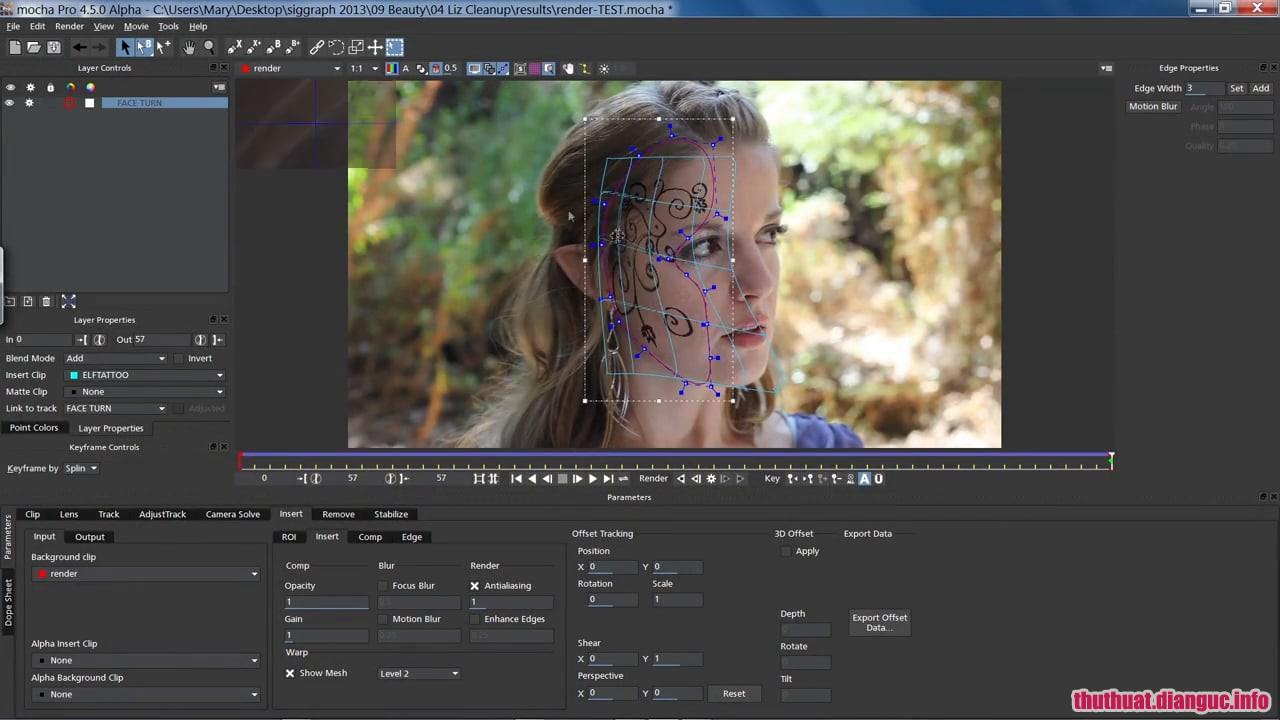 Download Mocha Pro 2019 v6.0.3.29 Full Cr@ck