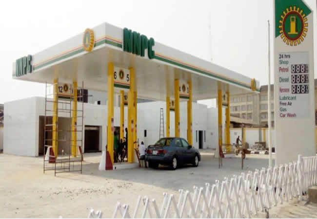 BREAKING: NNPC Raises Petrol Depot Price, Marketers To Sell At N168-N170/Litre #Arewapublisize