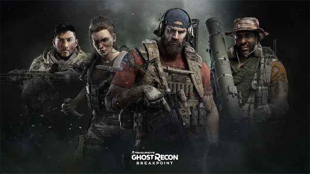 SQUAD UP, RAIDS ARE NOW AVAILABLE IN TOM CLANCY'S GHOST RECON BREAKPOINT