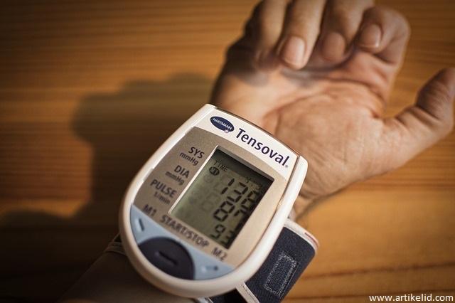 Cara Alami Mengatasi Masalah Penyakit Hipertensi