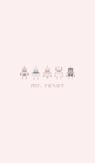 MR. ROBOT (PINK 3)