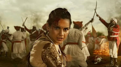 #instamag-kangana-is-like-rani-lakshmi-bai-in-real-life