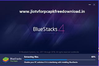 Using BlueStacks