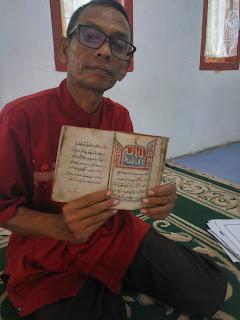 Baba Daud: Seorang Ulama asal Turki dan Tradisi Tulis Menulis.