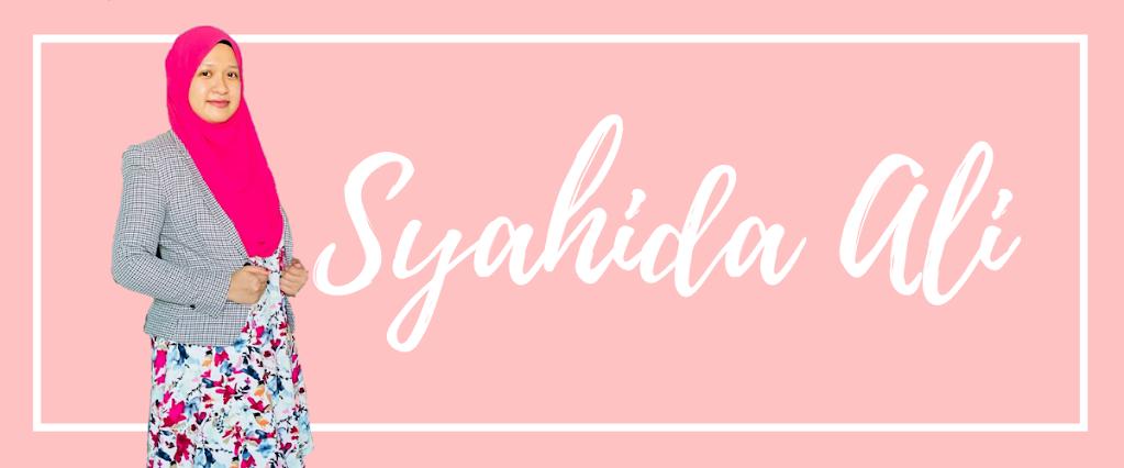 Syahida Ali | Pengedar Shaklee | Kedai Vitamin Puchong