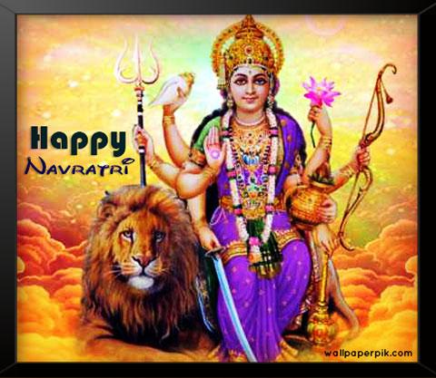 नवरात्रि शुभकामनाएं हिंदी स्टेटस for whatsapp sare chat fb