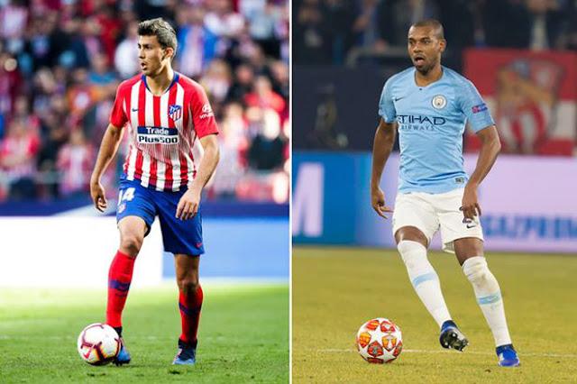"""""""Bom tấn"""" Ngoại hạng Anh khủng nhất: Man City vượt MU đoạt SAO Atletico"""