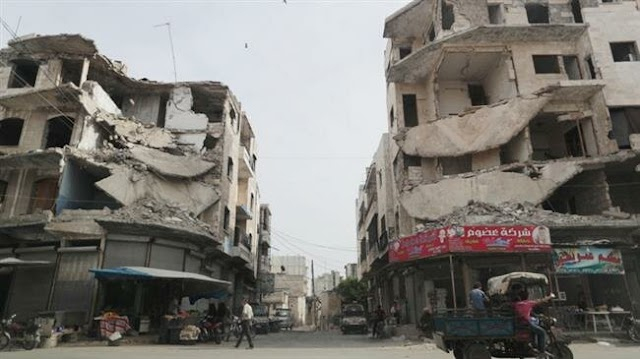 Russia, Turkey broker ceasefire in Syria's embattled Idlib