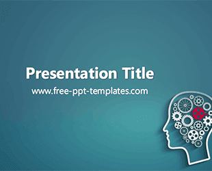 psychology ppt template free powerpoint templates