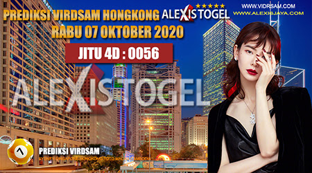 Prediksi Togel Virdsam Hongkong Rabu 07 Oktober 2020