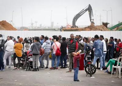 Israel e ONU acordam sobre migrantes africanos