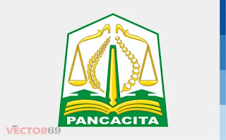 Logo Provinsi Aceh (Pancacita) - Download Vector File EPS (Encapsulated PostScript)