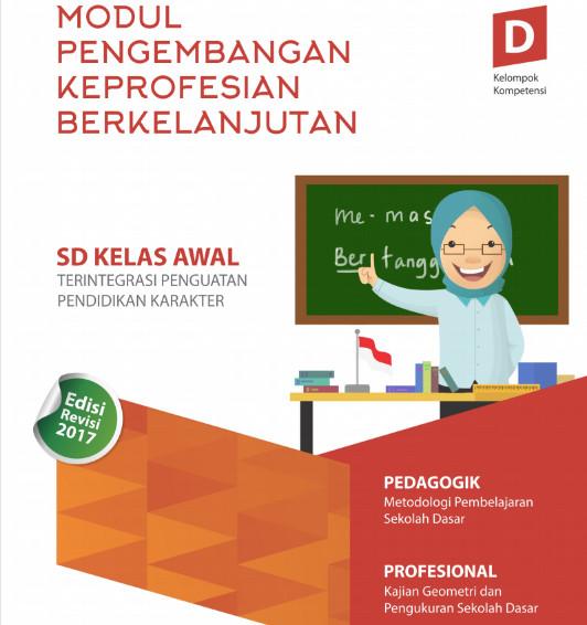 Modul SIM PKB Kompetensi D SD Kelas Rendah Tahun 2017 [PDF]