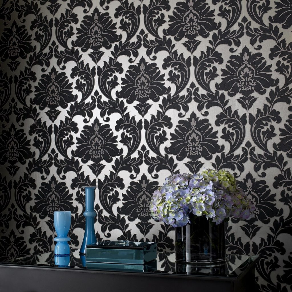 Gothic Wallpaper For Home gothic home décor to dramatically chance your house appearance