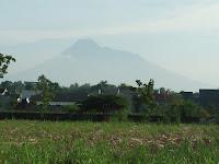 Desa Wonokerto Siapkan Tiga Jalur Evakuasi Erupsi Merapi