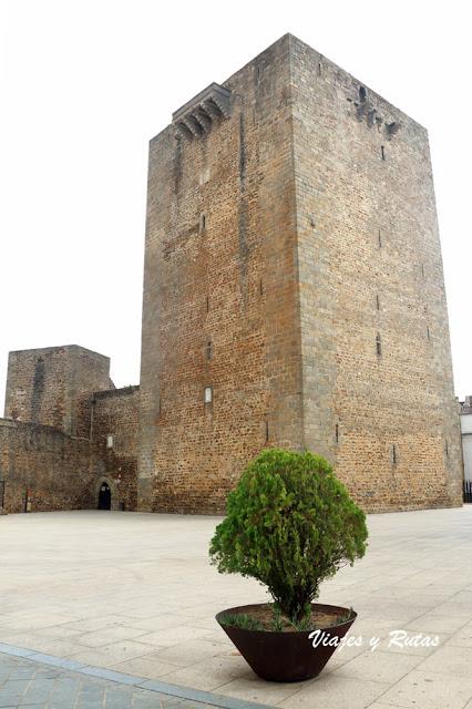 Torre del homenaje del castillo de Olivenza