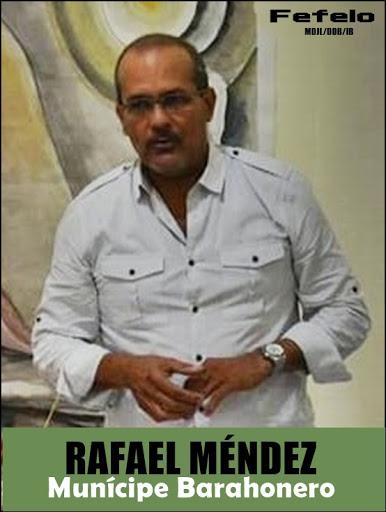 RAFAEL MENDEZ RISK, MUNICIPE BARAHONERO