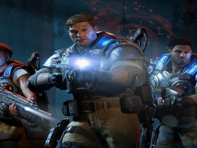 Download Gears of War 4 Free Full Game For PC