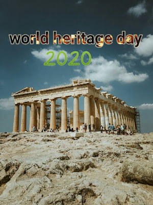 World heritage day image | 4k wallpaper download 2020