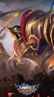 Grock Castle Guard Heroes Tank of Skins V1