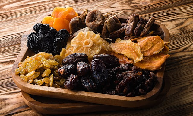 Αποξηραμένα φρούτα: Τα πολύτιμα οφέλη τους για την υγεία