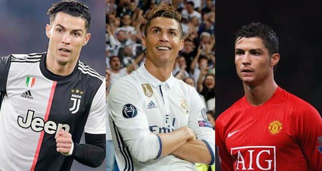 Cristiano Ronaldo : 57 Kata-kata Bijak Motivasi