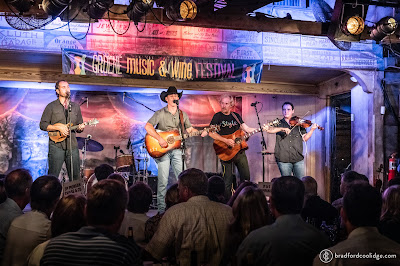 Aaron Watson at Gruene Hall - Gruene Music & Wine Fest
