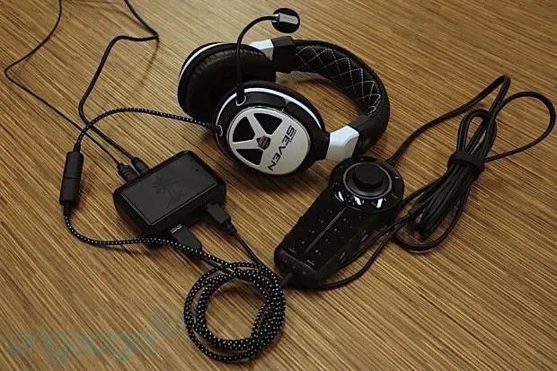 Turtle Beach XP SEVEN Pro Surround Sound Headset