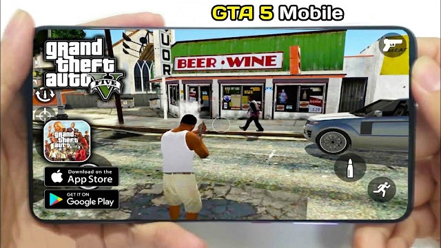 How to Download GTA 5 Android Phone Mod 2021