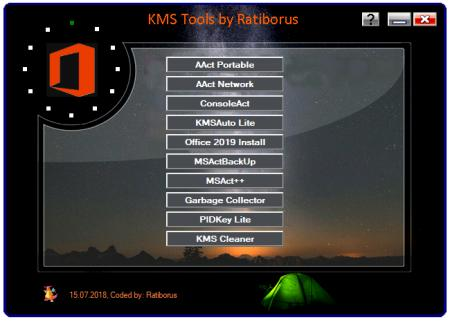 Ratiborus KMS Tools 01.05.2020 Download Grátis