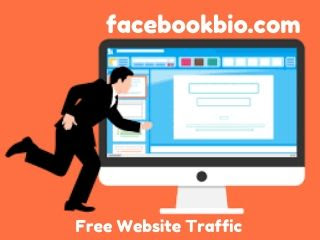 What is free website traffic and how is it possible?