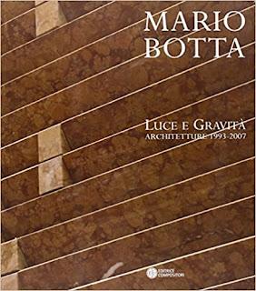 mario botta-luce e gravità-libro