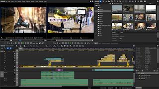 تنزيل برنامج Edius لتصميم فيديو احترافي للكمبيوتر