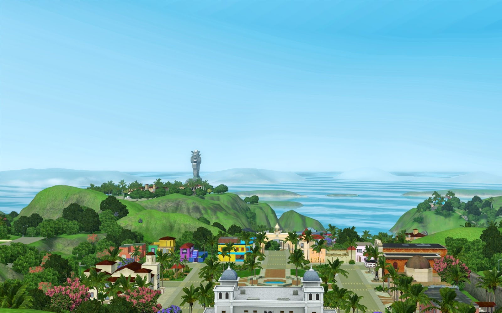 Sims 3 Island Paradise Resort Guide How to go on vac...