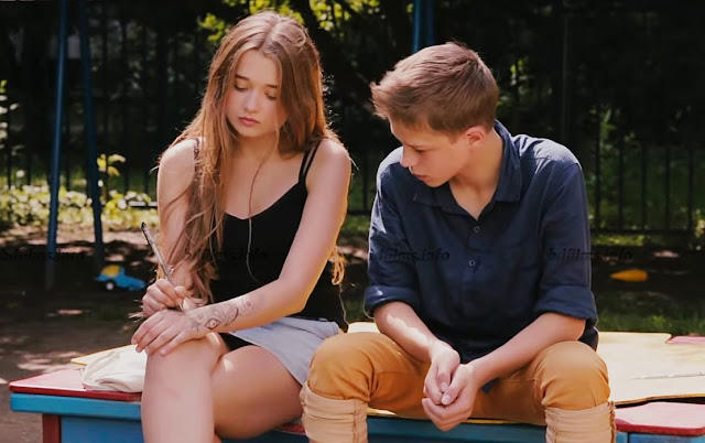 14+ (2015) is a Russian romantic feature film directed by Andrei Zaitsev in 2015. The film is Starred by Gleb Kalyuzhny and Ulyana Vaskovich in the lead roles.   The film is about the teens meet and love at first sight through social networking site. One of the good and favorite films like this is very rare today. 14+ (2015) movie is made with a good cinematography, good editing and a good love and romantic story.       Watch and download the movie '14+' (2015) here...