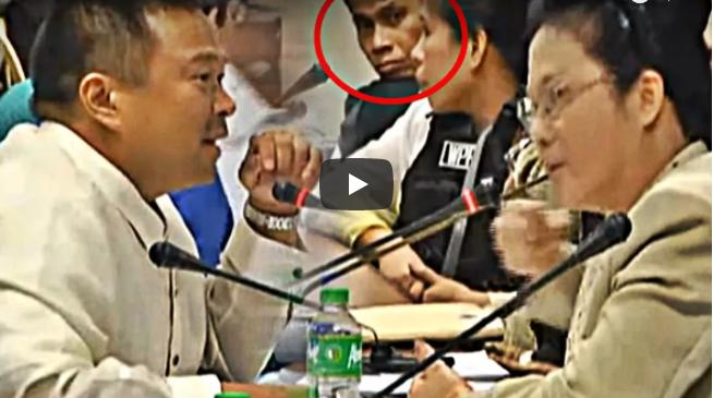 WATCH: Witnes Namulta Ang Mukha Sa Mga Sinabi Ni Atty. Acosta