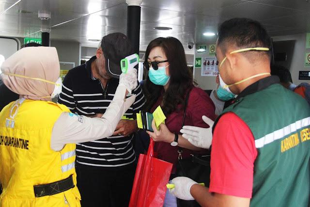 Kasus Baru Positif Corona di Indonesia Turun di 3 Hari Terakhir