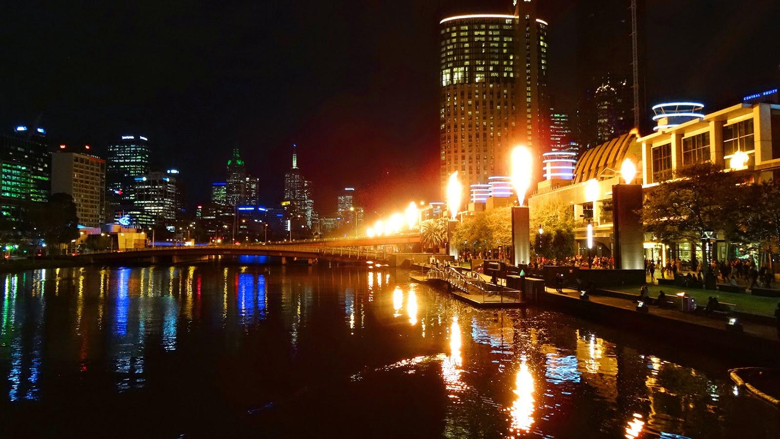 Crown Melbourne Fire