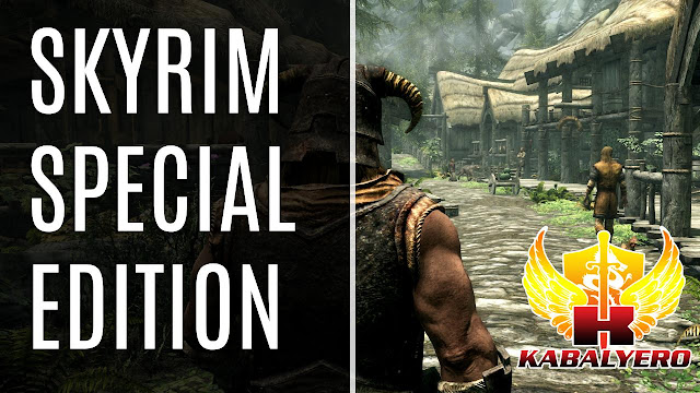Just Bought The Elder Scrolls V: Skyrim Special Edition (Gaming)