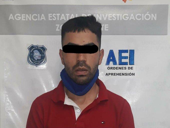 """Detienen a El Freddy, líder de Sicarios del Cártel """"La Empresa"""" en Chihuahua, ataco a escoltas del Gobernador y a periodista de National Geographic"""