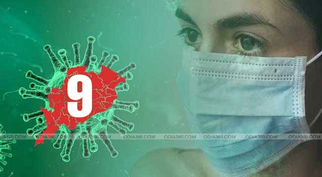 Three persons of Odisha test positive for COVID-19, total count reaches 9