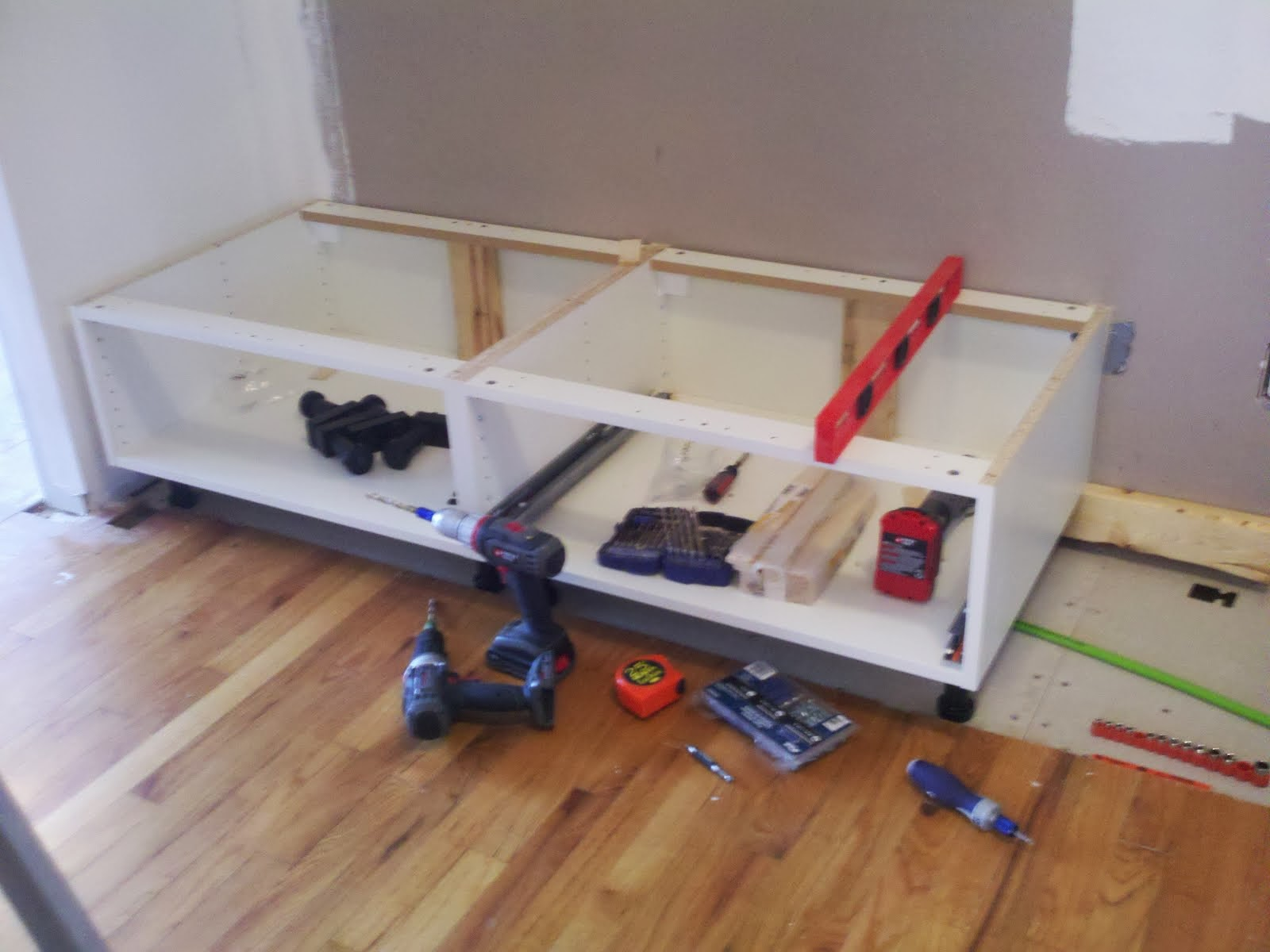 How To Extend Tall Akurum Cabinet Base Unit For Floor To Ceiling Kitchen Cabinet Ikea Hackers