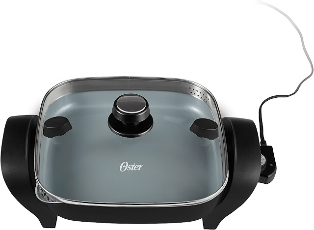 Oster Non Stick Electric Skillet