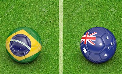 Nhận định - Soi kèo hôm nay Úc vs Brazil
