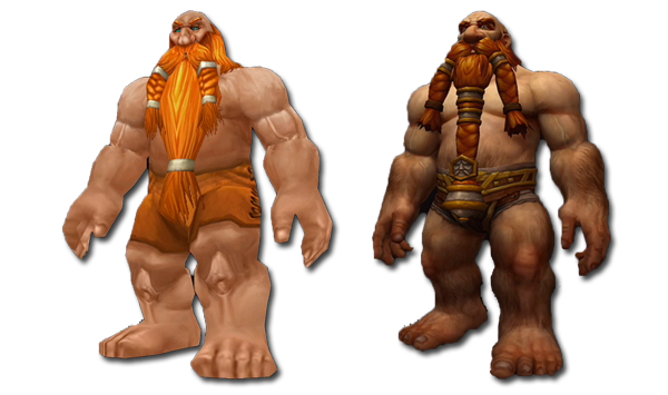 Nuevo aspecto World of Warcraft: Warlords of Draenor