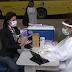 Repórter da Record descobre que está infectada com covid-19 ao vivo
