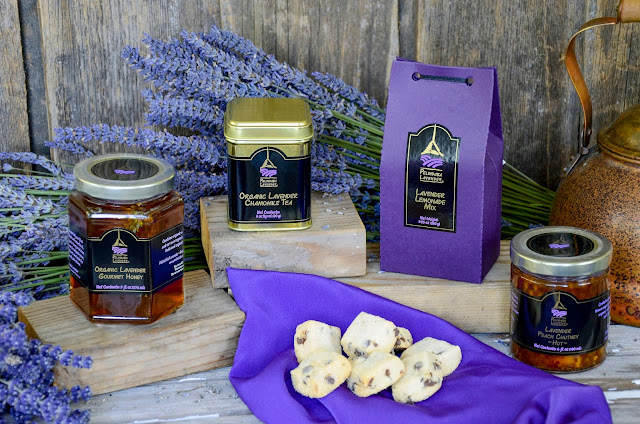 Sweet Culinary Products for the Kitchen from Pelindaba Lavender